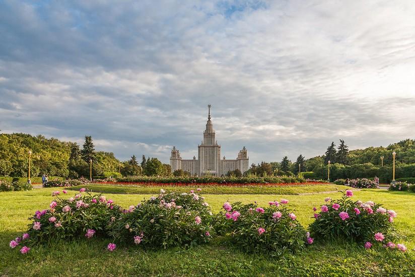 La plus grande université de Russie fondée à l'initiative de Mikhaïl Lomonossov