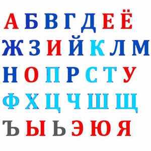 Visuel permettant de retenir l'alphabet russe, © Apprendre-le-russe-avec-Ania.fr
