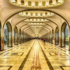 Le métro de Moscou, mode d'emploi ! Московское метро