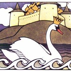 Le Conte du Tsar Saltan ou Pouchkine en dessin-animé – Сказка о царе Салтане.