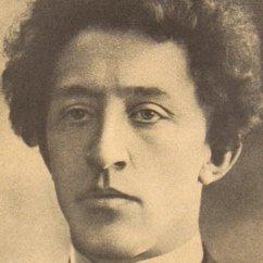 Alexandre Blok, poète de l'Age d'argent. Александр Блок
