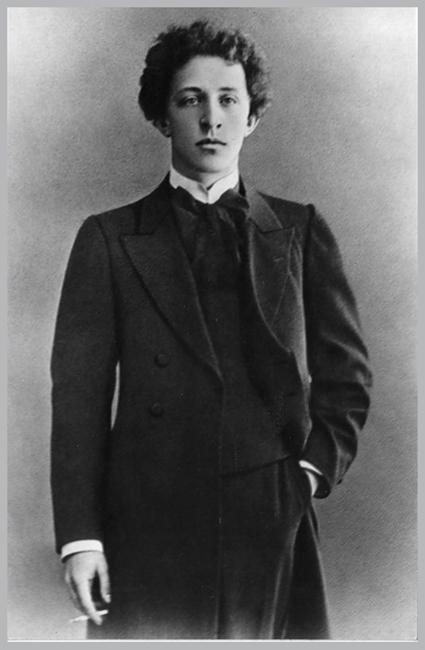 Alexandre Blok en 1907