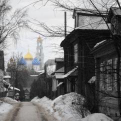 Balade à Serguiev Possad : haut lieu spirituel de la Russie. Сергиев Посад.