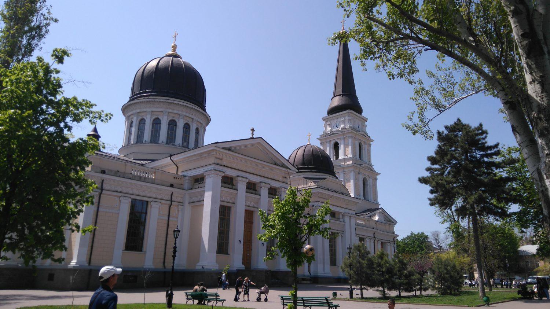 Спасо-Преображенский собор(храм)