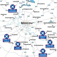 On part à Moscou ! в Москву!