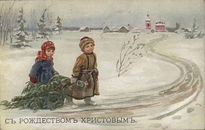 3 4 - Dire Joyeux Noël en russe : C Рождеством!