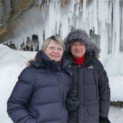 La Russie sous la neige