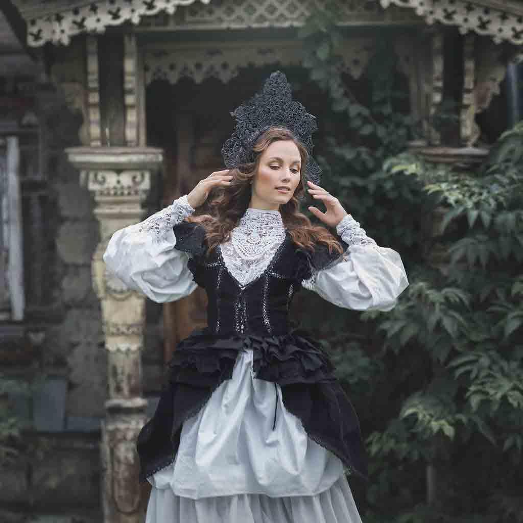 Ania Stas par Margarita Kareva photographe - Apprendre le russe