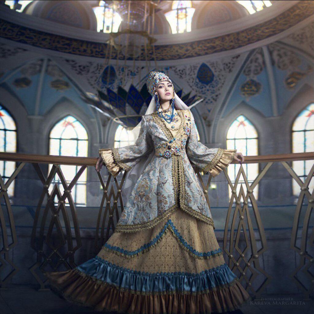 photo femme russe orientale traditionnelle maria kareva 1024x1024 - Rencontre avec la photographe russe Margarita Kareva. Маргарита Карева