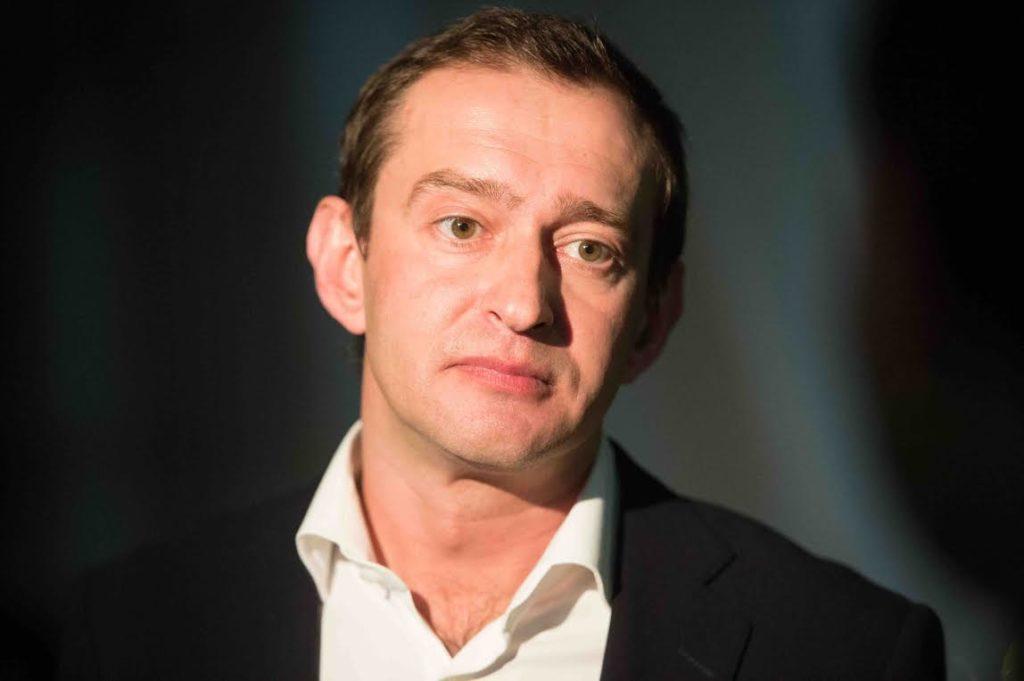 Photo portrait de Constantin Iourievitch Khabenski, acteur russe