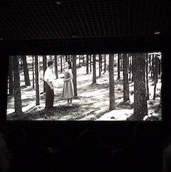 Photo en lien avec le stage de russe à Honfleur pendant le Festival du cinéma russe