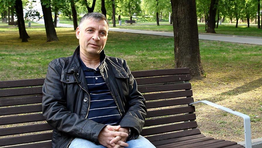 Photo d'Artiom Temnikov, réalisateur russe du film Le sang utilisé dans la page Rencontre avec Artiom Temnikov - réalisateur. Артём Темников