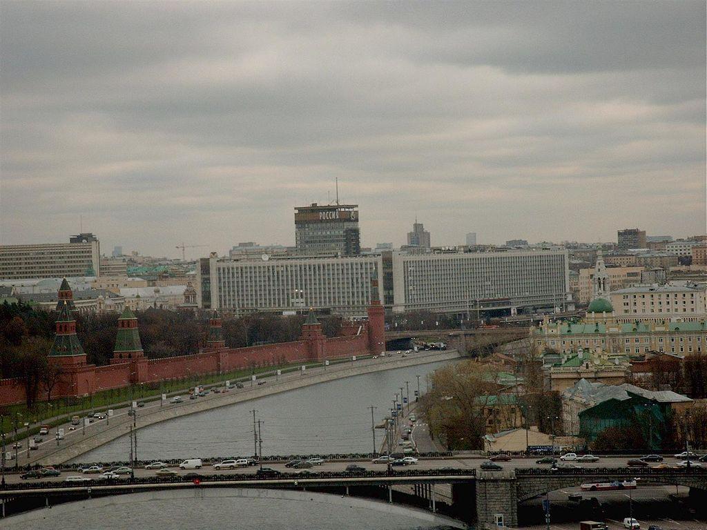 HotelRossija - Cours de grammaire russe avancés