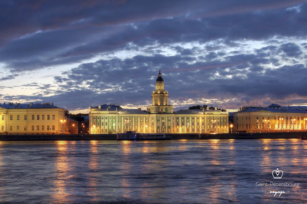 Saint Pétersbourg Nuits blanches Néva Санкт Петербург Белые ночи Кунсткамера - Stage de Russe à Saint-Pétersbourg, Niveau Elémentaire
