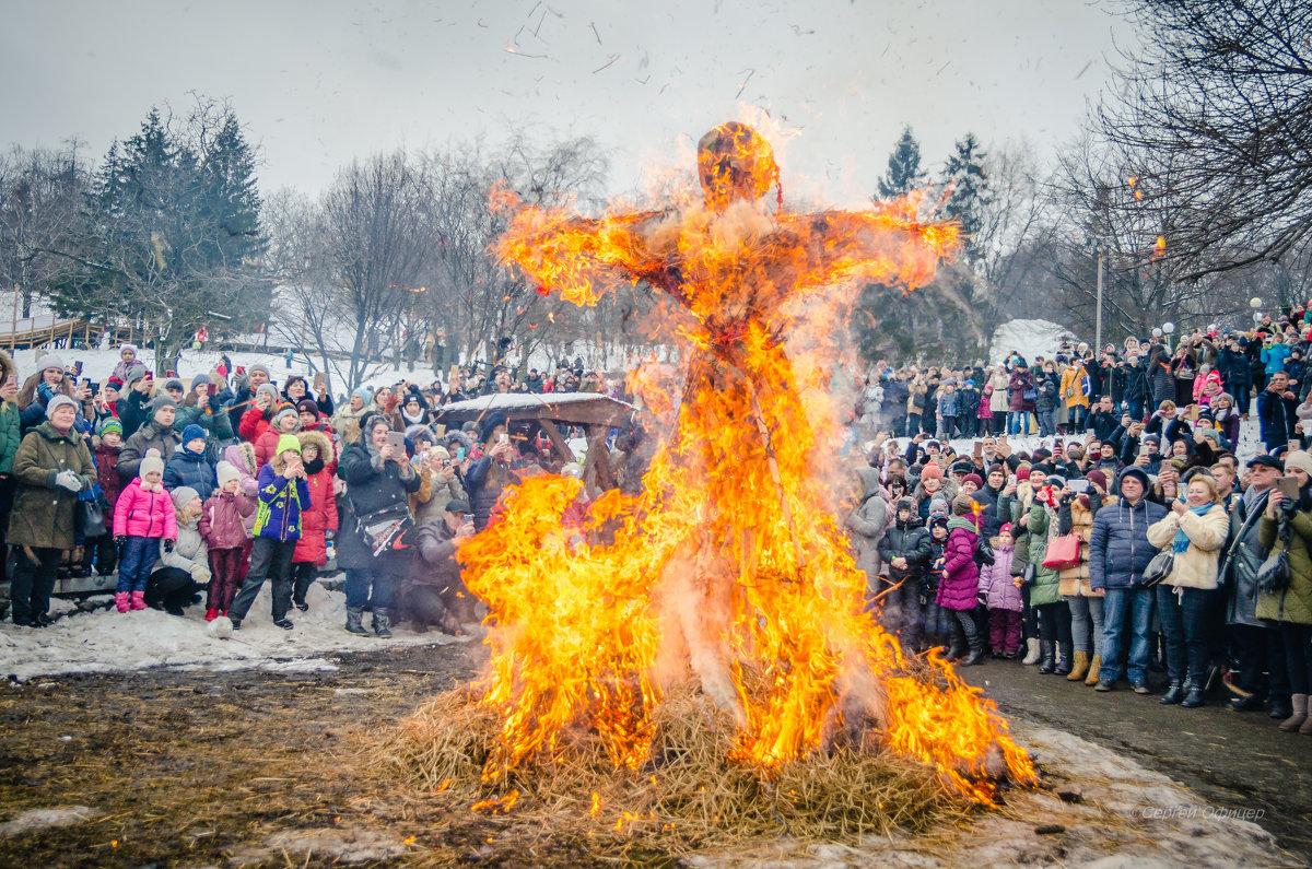Traditions slaves Carnaval utilisé dans la page Stage de Russe en Biélorussie lors du Carnaval Slave