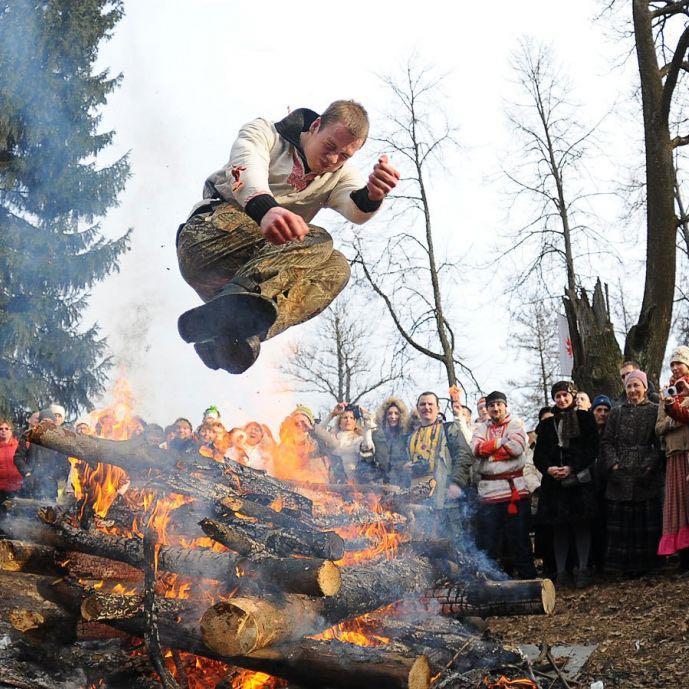 utilisé dans la page Stage de Russe en Biélorussie lors du Carnaval Slave