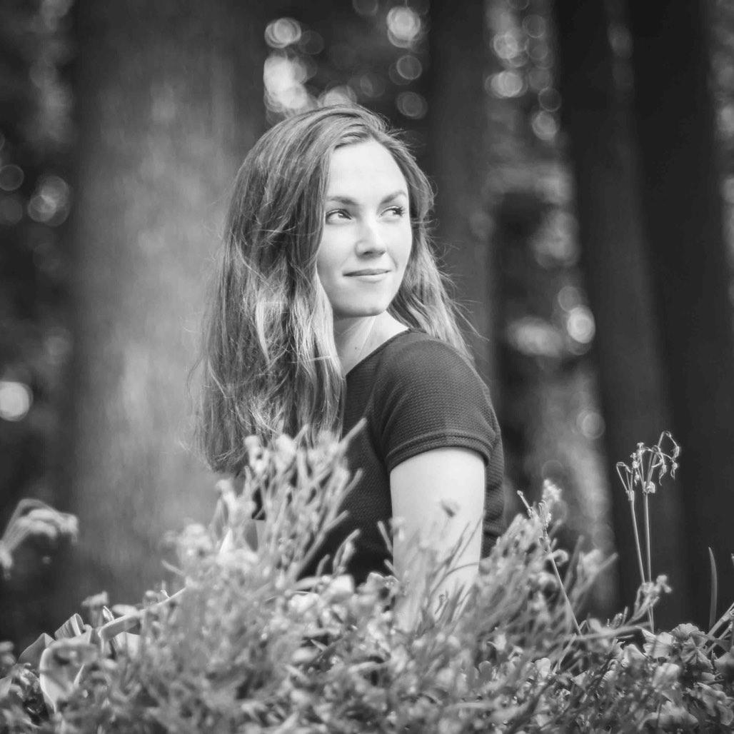 portrait Ania Stas utilisé dans la page Entretien